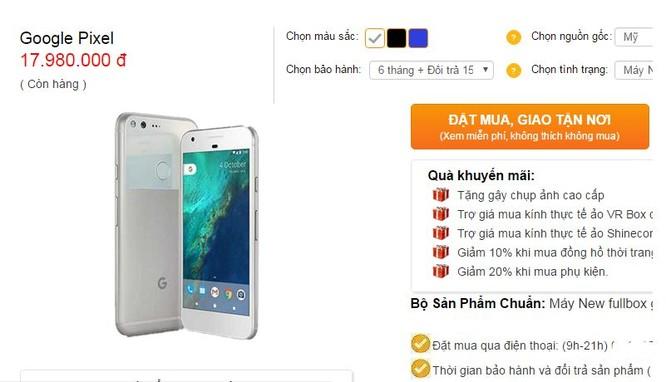 Trải nghiệm nhanh Google Pixel tại Việt Nam: Điểm nhấn HDR+ ảnh 31