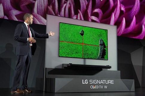 Những mẫu TV thông minh có khả năng 'gây sốt' trong năm 2017 - ảnh 1