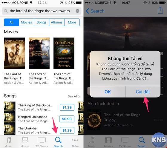 Mẹo tăng bộ nhớ cho iPhone mà không cần xóa ứng dụng ảnh 3