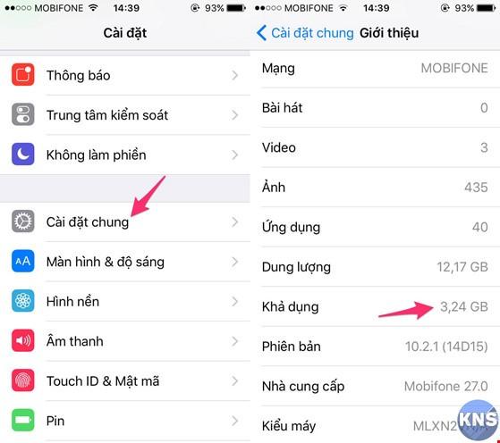 Mẹo tăng bộ nhớ cho iPhone mà không cần xóa ứng dụng ảnh 2