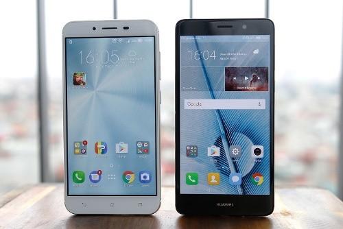 Dưới 6 triệu đồng, chọn Huawei GR5 (2017) hay Asus ZenFone 3 Max 5.5 ZC553KL? ảnh 1