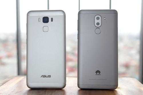 Dưới 6 triệu đồng, chọn Huawei GR5 (2017) hay Asus ZenFone 3 Max 5.5 ZC553KL? ảnh 2