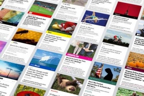 """Facebook công bố khởi động """"dự án báo chí"""" ảnh 1"""