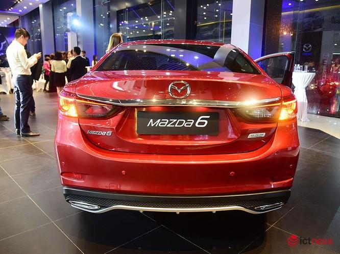 Soi chi tiết Mazda6 2017 giá 975 triệu đồng vừa ra mắt ảnh 14