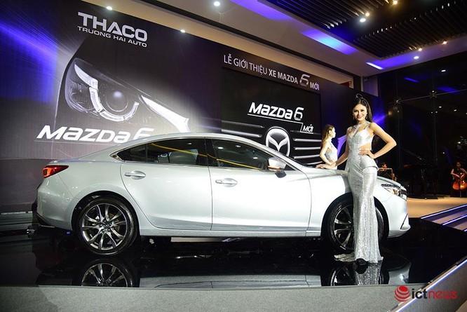 Soi chi tiết Mazda6 2017 giá 975 triệu đồng vừa ra mắt ảnh 2