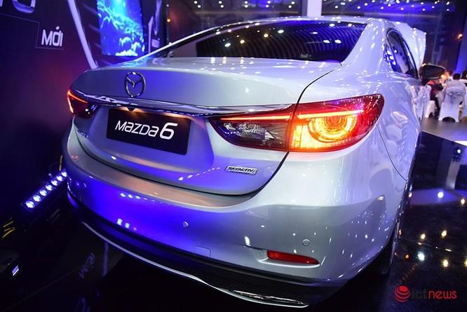 Soi chi tiết Mazda6 2017 giá 975 triệu đồng vừa ra mắt ảnh 6