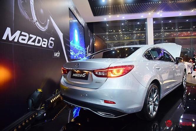 Soi chi tiết Mazda6 2017 giá 975 triệu đồng vừa ra mắt ảnh 5