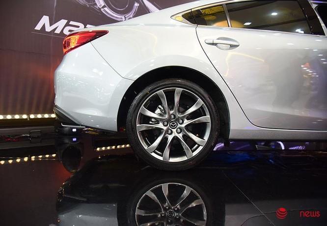 Soi chi tiết Mazda6 2017 giá 975 triệu đồng vừa ra mắt ảnh 10