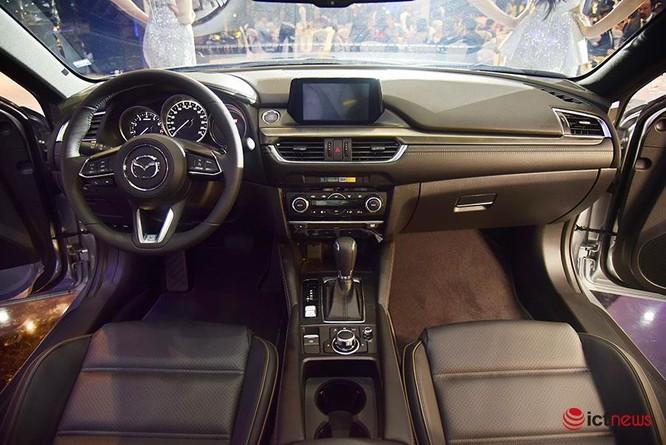 Soi chi tiết Mazda6 2017 giá 975 triệu đồng vừa ra mắt ảnh 9
