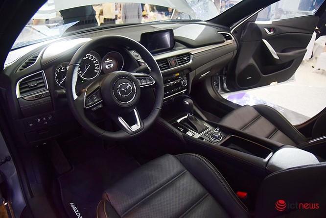 Soi chi tiết Mazda6 2017 giá 975 triệu đồng vừa ra mắt ảnh 8