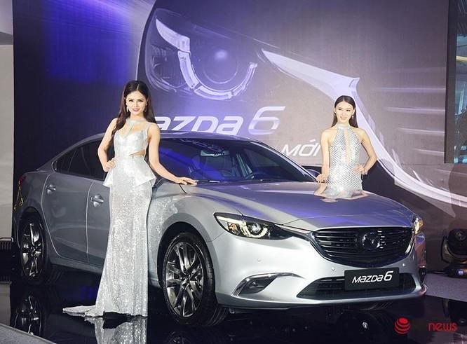 Soi chi tiết Mazda6 2017 giá 975 triệu đồng vừa ra mắt ảnh 4