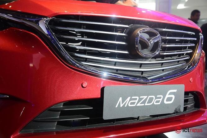 Soi chi tiết Mazda6 2017 giá 975 triệu đồng vừa ra mắt ảnh 19