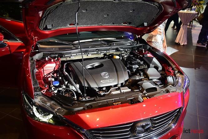 Soi chi tiết Mazda6 2017 giá 975 triệu đồng vừa ra mắt ảnh 18