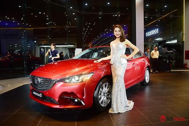 Soi chi tiết Mazda6 2017 giá 975 triệu đồng vừa ra mắt ảnh 1