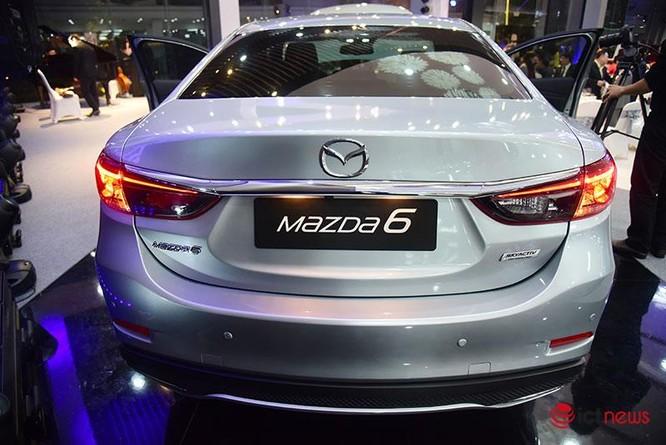 Soi chi tiết Mazda6 2017 giá 975 triệu đồng vừa ra mắt ảnh 7