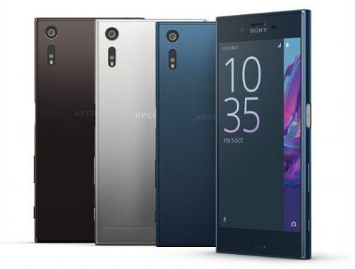 Sony ra mắt Xperia cao cấp với màn hình OLED ảnh 1
