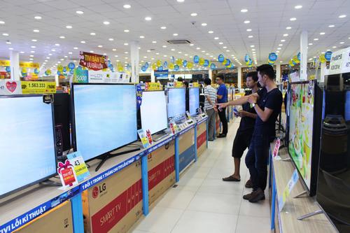 Giá Smart TV đang giảm mạnh ảnh 1