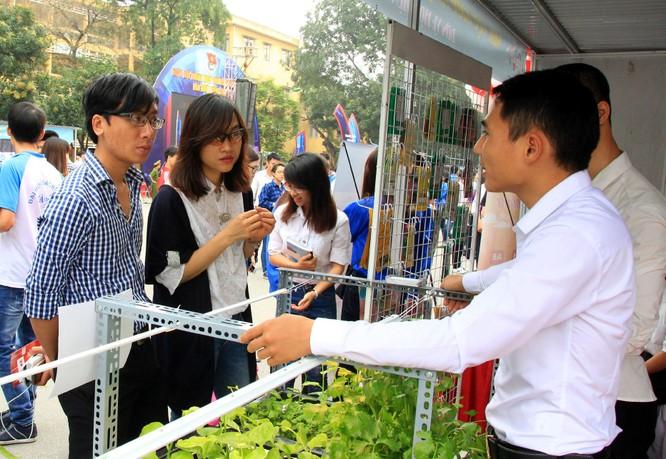 Phong trào sáng tạo khởi nghiệp đang trở thành xu hướng của giới trẻ Việt Nam - ảnh minh họa