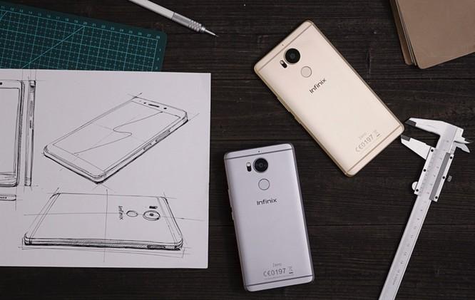 Infinix giới thiệu Zero 4 và bộ ống kính dành cho smartphone ảnh 1