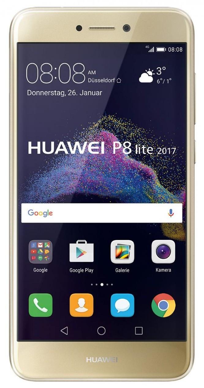 Huawei ra mắt smartphone P8 Lite (2017) giá 5,7 triệu đồng ảnh 5