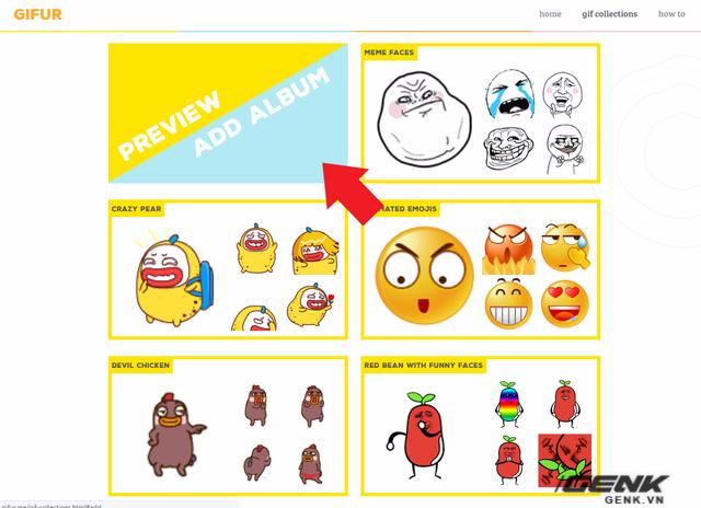 Hướng dẫn đưa bộ icon chat Rồng Pikachu vào Faceboook Messenger ảnh 4