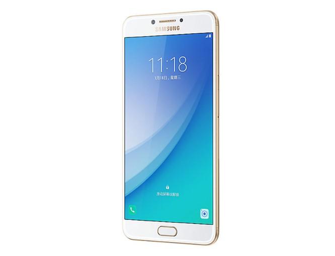 Samsung âm thầm ra mắt Galaxy C7 Pro ảnh 3