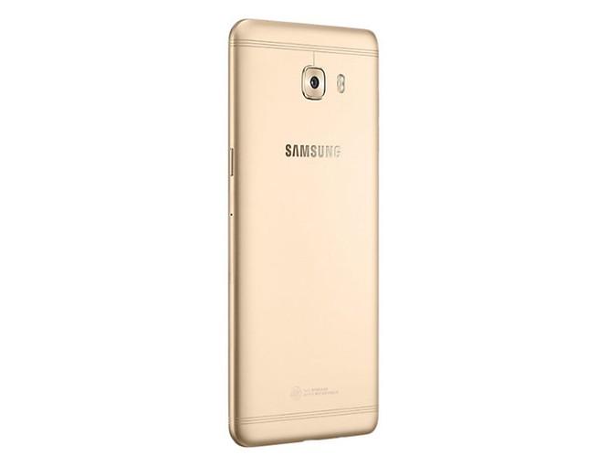 Samsung âm thầm ra mắt Galaxy C7 Pro ảnh 1