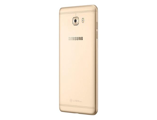 Samsung âm thầm ra mắt Galaxy C7 Pro ảnh 5