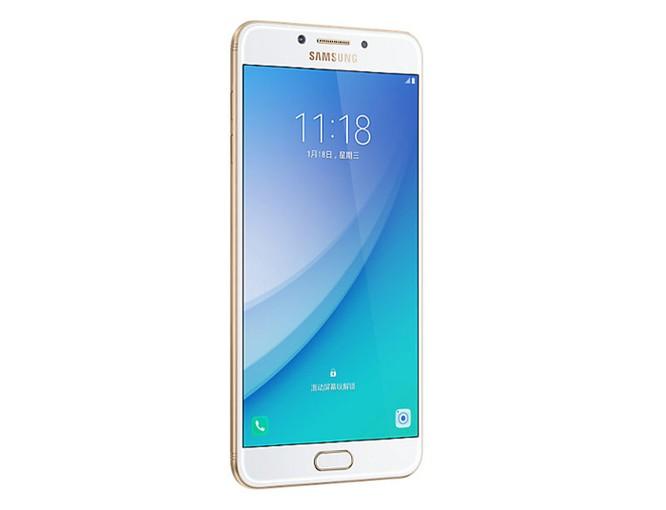 Samsung âm thầm ra mắt Galaxy C7 Pro ảnh 10
