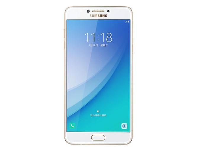 Samsung âm thầm ra mắt Galaxy C7 Pro ảnh 9