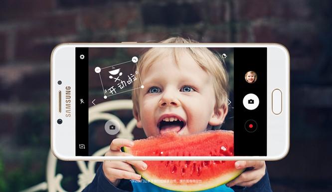 Samsung âm thầm ra mắt Galaxy C7 Pro ảnh 11