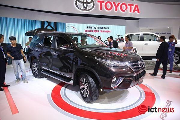 10 xe ô tô bán chạy nhất Việt Nam năm 2016 ảnh 5
