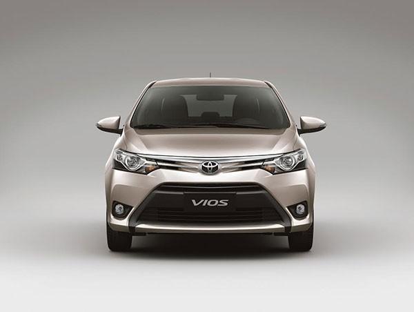 10 xe ô tô bán chạy nhất Việt Nam năm 2016 ảnh 1