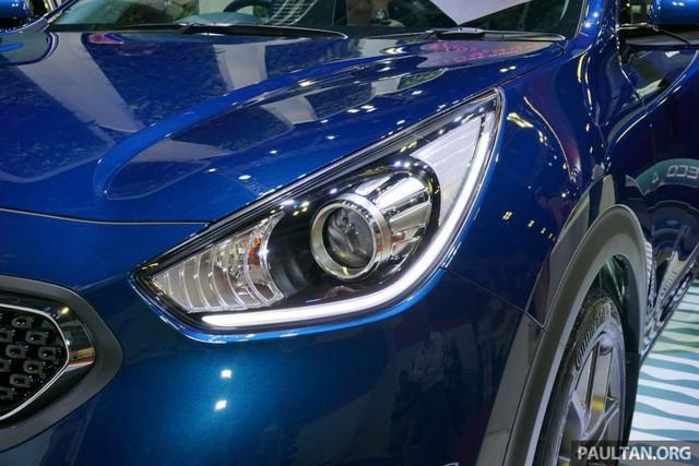 Xe crossover siêu tiết kiệm xăng Kia Niro ra mắt Đông Nam Á ảnh 10