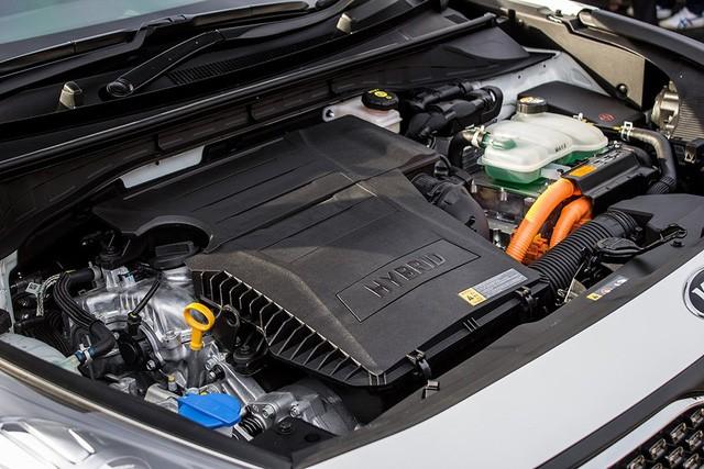 Xe crossover siêu tiết kiệm xăng Kia Niro ra mắt Đông Nam Á ảnh 2