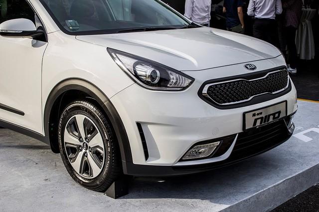 Xe crossover siêu tiết kiệm xăng Kia Niro ra mắt Đông Nam Á ảnh 6