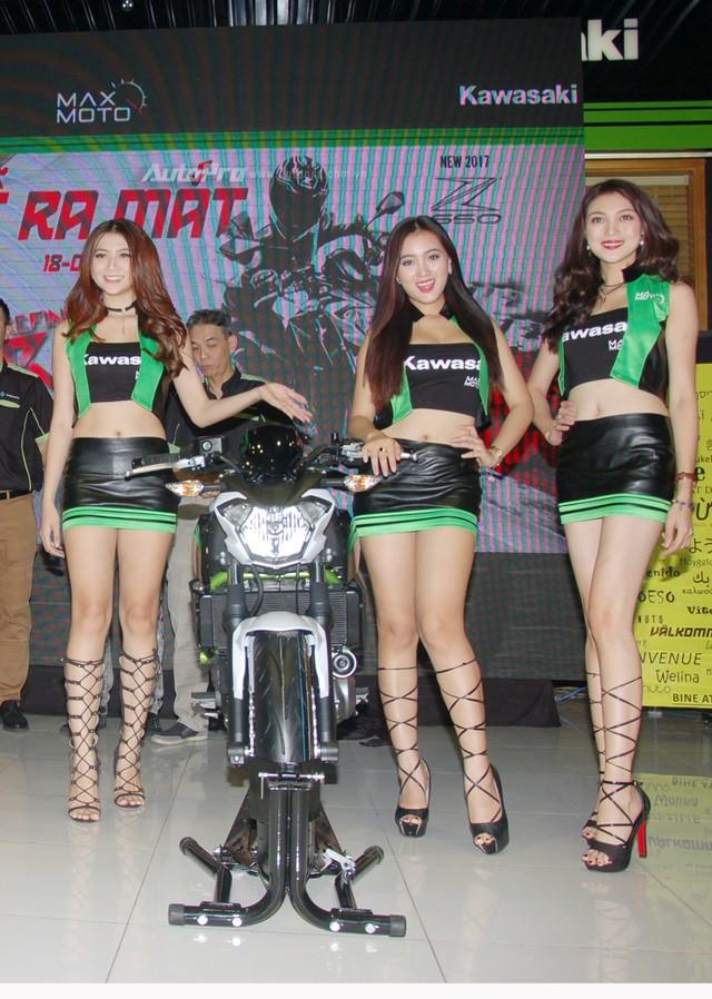 Cặp đôi Kawasaki Z900 và Z650 2017 ra mắt Việt Nam, giá từ 218 triệu Đồng ảnh 6
