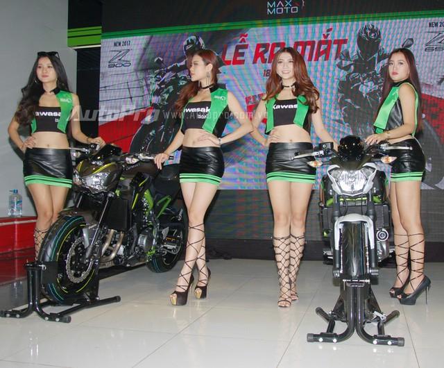 Cặp đôi Kawasaki Z900 và Z650 2017 ra mắt Việt Nam, giá từ 218 triệu Đồng ảnh 2