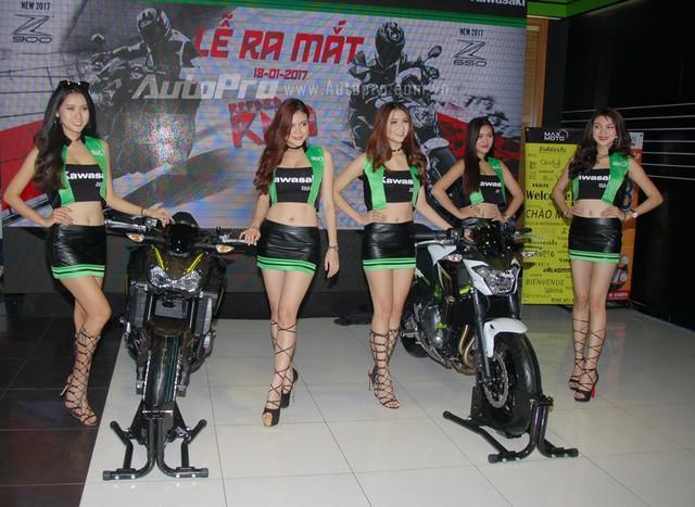 Cặp đôi Kawasaki Z900 và Z650 2017 ra mắt Việt Nam, giá từ 218 triệu Đồng ảnh 1