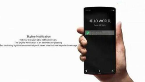 """Oppo Find 9 xuất hiện với """"thân hình"""" mỏng dính ảnh 1"""