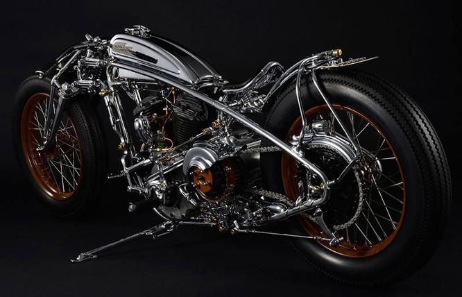 """Ngắm 12 chiếc môtô có hình thù """"độc, dị"""" nhất thế giới ảnh 10"""