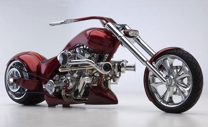"""Ngắm 12 chiếc môtô có hình thù """"độc, dị"""" nhất thế giới ảnh 11"""