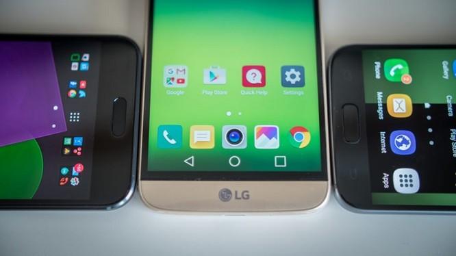 Nhà sản xuất Android nào phát hành các bản cập nhật nhanh nhất? ảnh 1