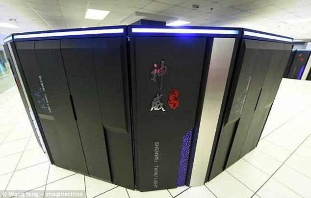 Siêu máy tính mới của Trung Quốc tính được 1 tỷ tỷ phép tính/giây ảnh 2