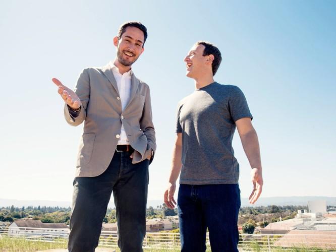 """Mark Zuckerberg lần đầu chia sẻ bí quyết """"mua công ty nào trúng công ty đó"""" ảnh 1"""