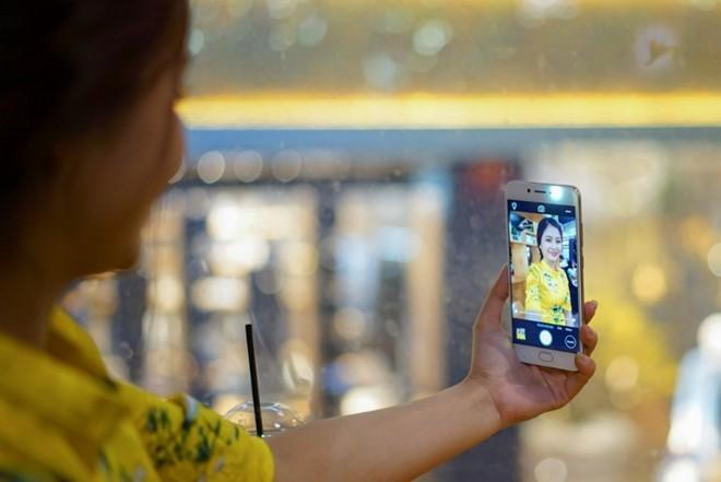 Đánh giá chi tiết camera trước và sau của Vivo V5 ảnh 4