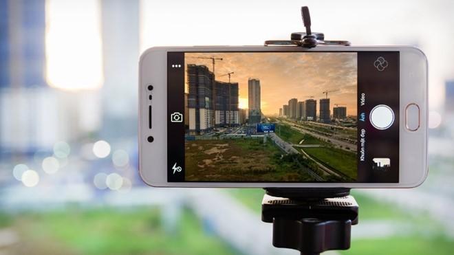 Đánh giá chi tiết camera trước và sau của Vivo V5 ảnh 8