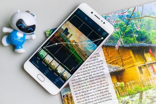 Đánh giá chi tiết camera trước và sau của Vivo V5 ảnh 11