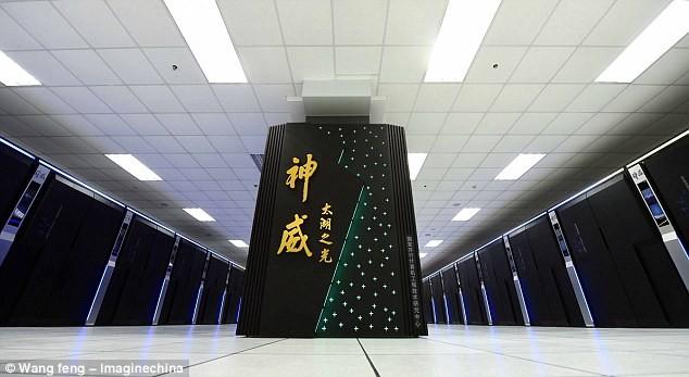 Siêu máy tính mới của Trung Quốc tính được 1 tỷ tỷ phép tính/giây ảnh 1