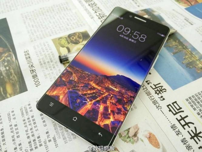 """""""Viền màn hình siêu mỏng"""" - xu hướng thiết kế smartphone trong năm nay ảnh 2"""